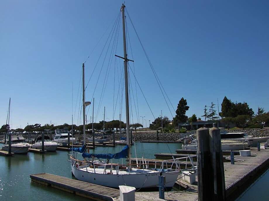 San Leandro Marina in San Leandro Photo: Stephanie Wright Hession