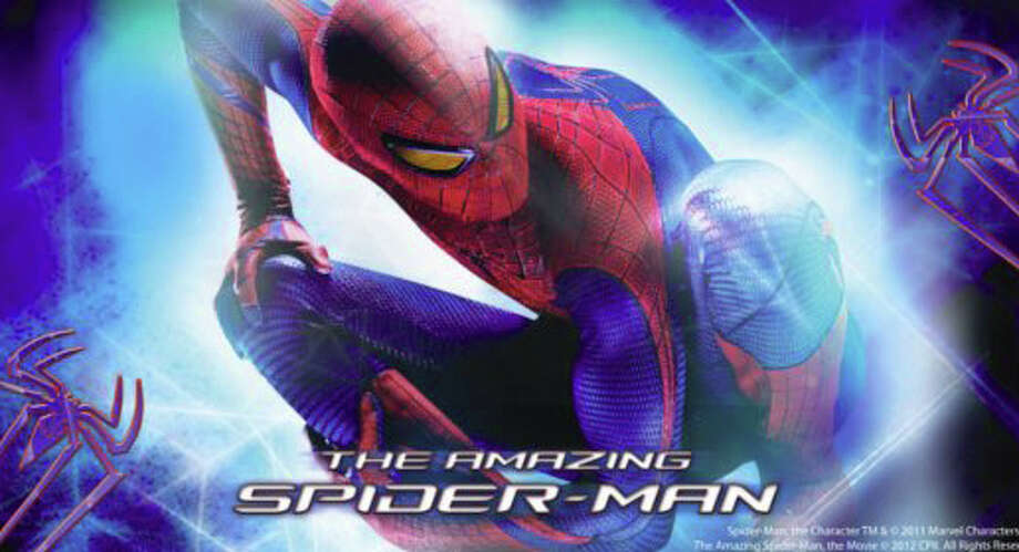 """The Amazing Spider-Man,"" a re-interpretation of the movie franchise based on the popular comic-book character, is playing in area theaters. Photo: Contributed Photo / Westport News contributed"