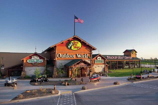 The Bass Pro Shop in Altoona, IA. Photo: Contributed Photo, Bass Pro Shops/Contributed Photo / Connecticut Post Contributed