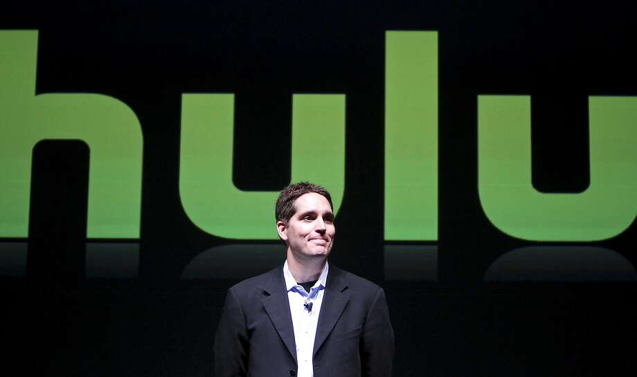 Jason Kilar, chief executive officer of Hulu, withdrew his name from consideration at Yahoo. Photo: Haruyoshi Yamaguchi, Bloomberg