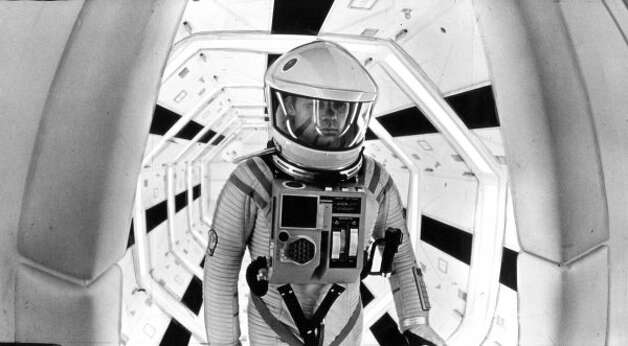 """""""2001:  A Space Odyssey,"""" made in 1968, features the HAL 9000 computer, which decides to kill everyone aboard its spaceship to head off the possibility that crewmembers might shut it down. / SL"""
