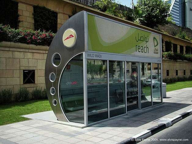 Cool Bus Stops From Around The World Seattlepi Com