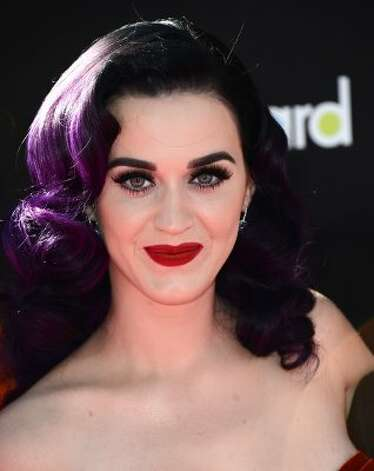 Katy Perry at the premiere of her new movie on June 26 in Hollywood.  (Michael Buckner / Getty Images)