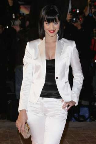 Looking Pulp Fiction in 2009 at the NRJ Music Awards in Cannes, France.   (Francois Durand / Getty Images)