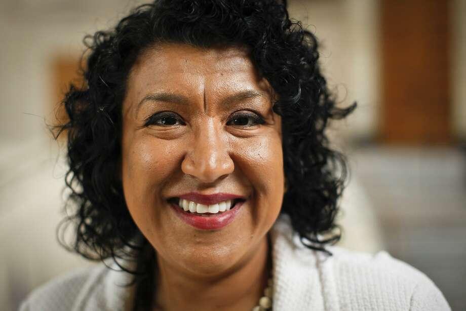 Deanna Santana said she and the mayor agreed on an exit strategy. Photo: Russell Yip, The Chronicle