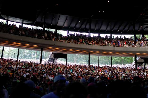 Fans fills the Saratoga Performing Arts Center for the Friday night performance of the band Phish, July 6, 2012 in Saratoga Springs, N.Y. (Dan Little/Special to the Times Union) Photo: Dan Little / Copyright: All Rights Reserved Brett Carlsen