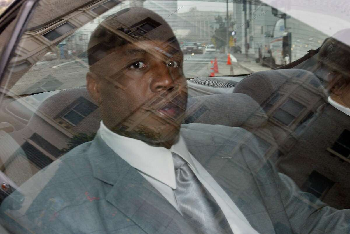 Barry Bonds involvement in the BALCO scandal led to several trips to a federal courtroom. Barry Bonds involvement in the BALCO scandal led to several trips to a federal courtroom. GRANDJURY_004_fl.jpg; Barry Bonds arrived at the San Francisco Federal Court House to testify before a federal grand jury investigating the suspected distribution of illegal performance-enhancing drugs by two men closely associated with the San Francisco Giants star. Bonds' personal weight trainer, Greg Anderson, and his nutritionist, Victor Conte of the Bay Area Laboratory Co-Operative (BALCO), are targets of the investigation, according to a defense lawyer. Investigators hope to take down an alleged drug ring suspected of supplying steroids and other banned performance-enhancing drugs to top-level athletes, said a source familiar with the probe. Anderson and Conte are the central figures under investigation. The Chronicle; Ran on: 07-16-2005 Greg Anderson, Barry Bonds' personal trainer, pleaded guilty. ALSO Ran on: 03-12-2006 Barry Bonds arrives by car at the Phillip Burton Federal Building to testify before a grand jury investigating the possible distribution of performance-enhancing drugs by the Bay Area Laboratory Co-Operative.Ran on: 03-12-2006 Barry Bonds arrives by car at the Phillip Burton Federal Building to testify before a grand jury investigating the possible distribution of performance-enhancing drugs by the Bay Area Laboratory Co-Operative.Ran on: 03-12-2006 Barry Bonds arrives by car at the Phillip Burton Federal Building to testify before a grand jury investigating the possible distribution of performance-enhancing drugs by the Bay Area Laboratory Co-Operative.Ran on: 03-12-2006 Barry Bonds arrives by car at the Phillip Burton Federal Building to testify before a grand jury investigating the...