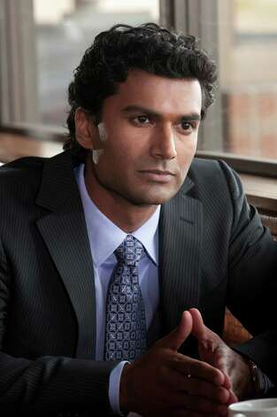"Born in Chicago, Sendhil Ramamurthy (""Heroes"" and ""Covert Affairs"") was raised in San Antonio and attended Keystone School. Photo: Christos Kalohoridis, Courtesy Of USA Network"