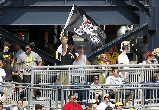 PITTSBURGH, PA - JULY 8: A Pittsburgh Pirates fan looks on during the game against the San Francisco Giants on July 8, 2012 at PNC Park in Pittsburgh, Pennsylvania. The Pirates defeated the Giants 13-2. (Photo by Justin K. Aller/Getty Images) Photo: Justin K. Aller, Getty Images