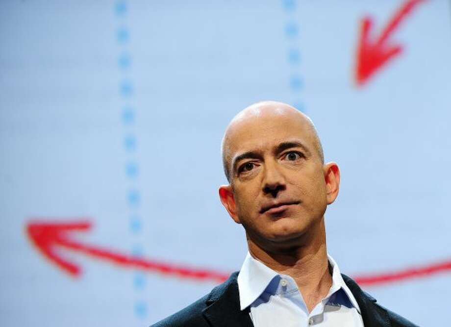 The Washington Post announced Monday the newspaper will be sold to Amazon founder and CEO Jeff Bezos. (EMMANUEL DUNAND / AFP/Getty Images)
