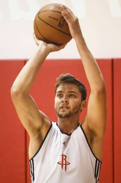 In just a year, second-year forward Chandler Parsons has grown into a leadership role. (Michael Paul