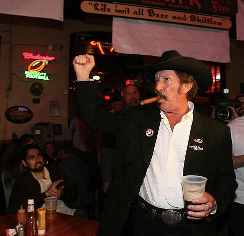 Kinky Friedman: Singer, author and former gubernatorial candidate. Photo: San Antonio Express-News File Photo / SAN ANTONIO EXPRESS-NEWS