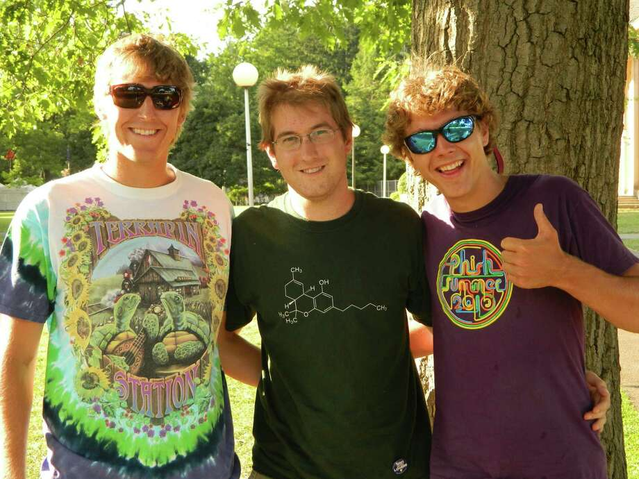 Were you Seen at the Phish concert at SPAC on Sunday, July 8, 2012? Photo: Matthew Hamilton