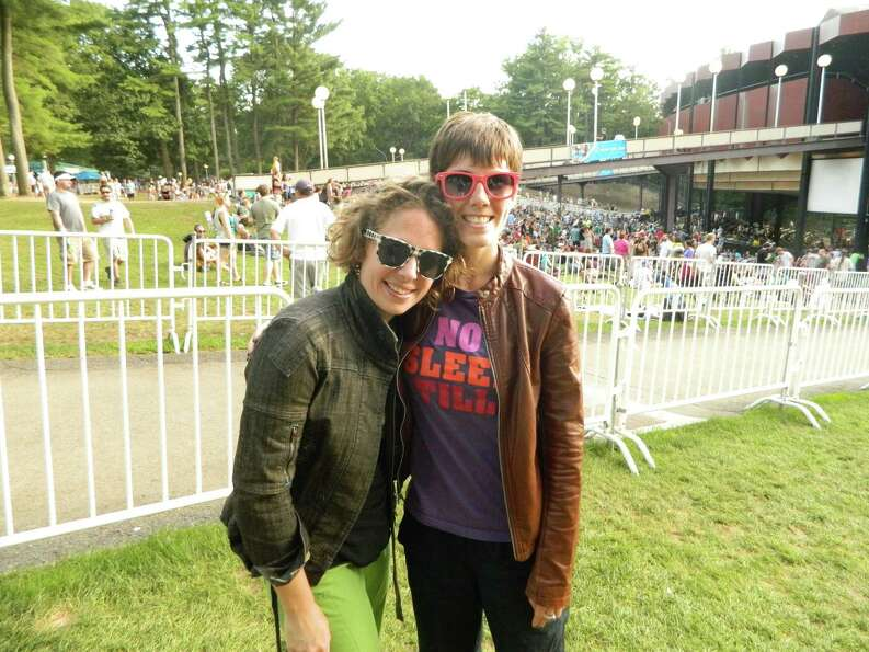 Were you Seen at the Phish concert at SPAC on Sunday, July 8, 2012?
