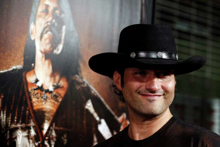 "Robert Rodriguez: Director, a native of San Antonio, is best known for ""Sin City,"" ""Grindhouse"" and the ""Spy Kids"" movies. Photo: Matt Sayles, Associated Press"