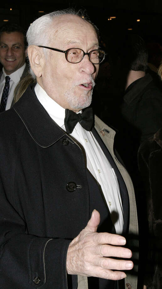 """Eli Wallach: Oscar- and Golden Globe-winning method actor, best known as the """"Ugly"""" from """"The Good, the Bad and the Ugly."""" Photo: Zack Seckler, Associated Press / AP"""
