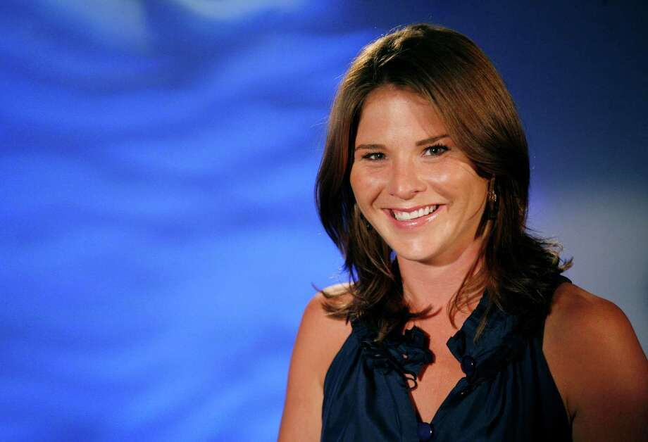 "Jenna Bush Hager: Daughter of President George W. Bush and ""Today"" show correspondent. Photo: Jeff Christensen, Associated Press / AP"