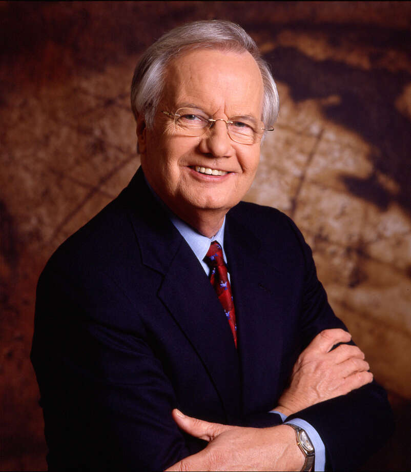 Bill Moyers: Journalist known for his programs on PBS and appearances on CBS, he also served as White House press secretary for President Lyndon B. Johnson. Photo: Courtesy Photo