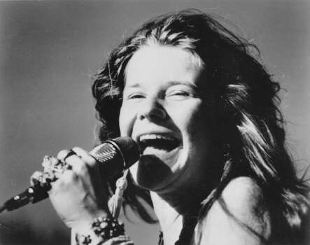 Janis Joplin: Rock singer that has become an icon of the psychedelica music of the late 1960s, she was posthumously was inducted into the Rock and Roll Hall of Fame and received a Grammy Lifetime Achievement Award. Died of a heroin overdose in 1970. Photo: Associated Press / AP1969