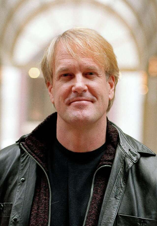 """John Tesh poses in New York, March 15, 2002. Enjoy NBC's theme for National Basketball Association games while you can.  John Tesh, who wrote the instrumental tune, says it won't be used when the NBA jumps to ABC and ESPN next season. NBC has broadcast NBA games for the past 12 years, but ABC and sister network ESPN outbid the network, paying $4.6 billion for the next six years. """"We actually contacted the guys at ESPN, and they said No, we're going to write a new theme,'"""" Tesh told The Associated Press. (AP Photo/Jim Cooper) Photo: JIM COOPER / AP"""