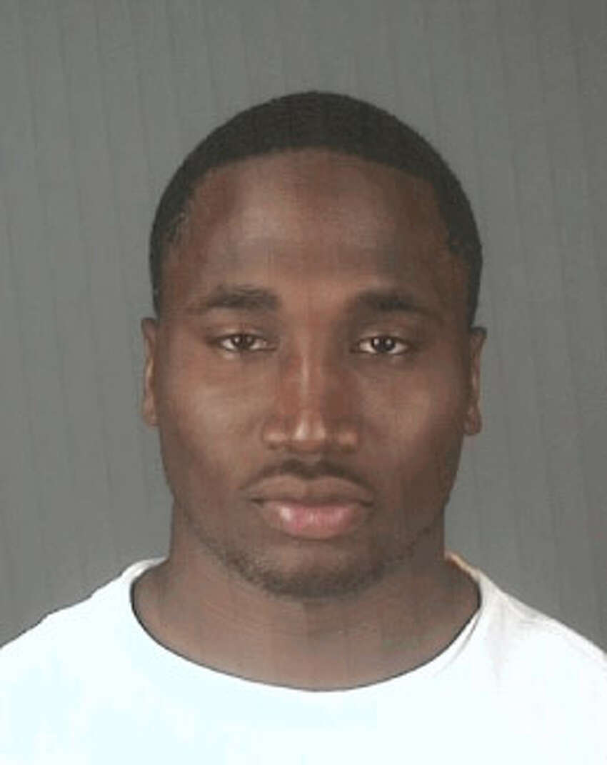 Dion Lewis Police mug shot taken early Saturday morning July 8, 2012. Dion was arrested after banging on the locked glass doors to a hotel lobby and pulling on a fire alarm, police said. Dion is the former Albany Academy football player who now plays with the Philadelphia Eagles. (Albany Police)