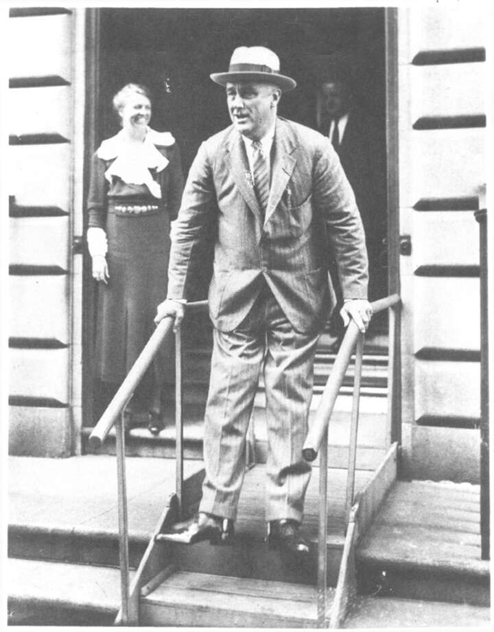 """A reader likens the furor over """"Obamacare"""" to the criticism President Franklin Roosevelt received when Social Security was implemented in the 1930s. Photo: Associated Press File Photo / Franklin D. Roosevelt Presidenti"""