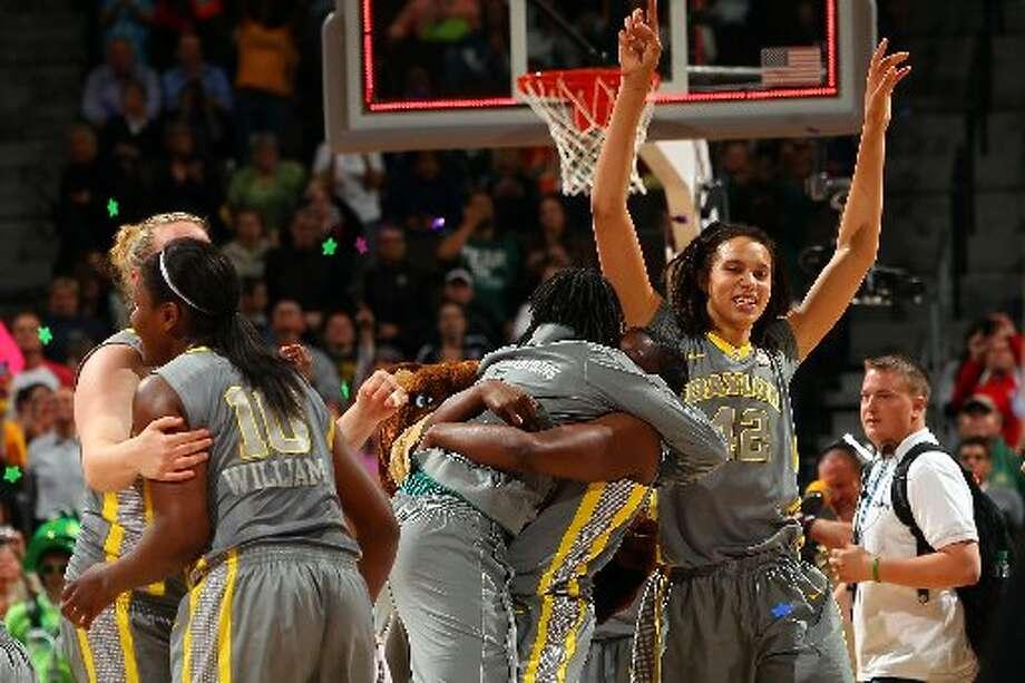 Baylor women's basketball, best team   (Doug Pensinger / Getty)