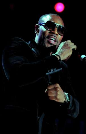 Tank performs at the Essence Music Festival in New Orleans, Saturday, July 7, 2012. (Photo by Cheryl Gerber/Invision/AP) Photo: Cheryl Gerber, INVL / 2012 Invision