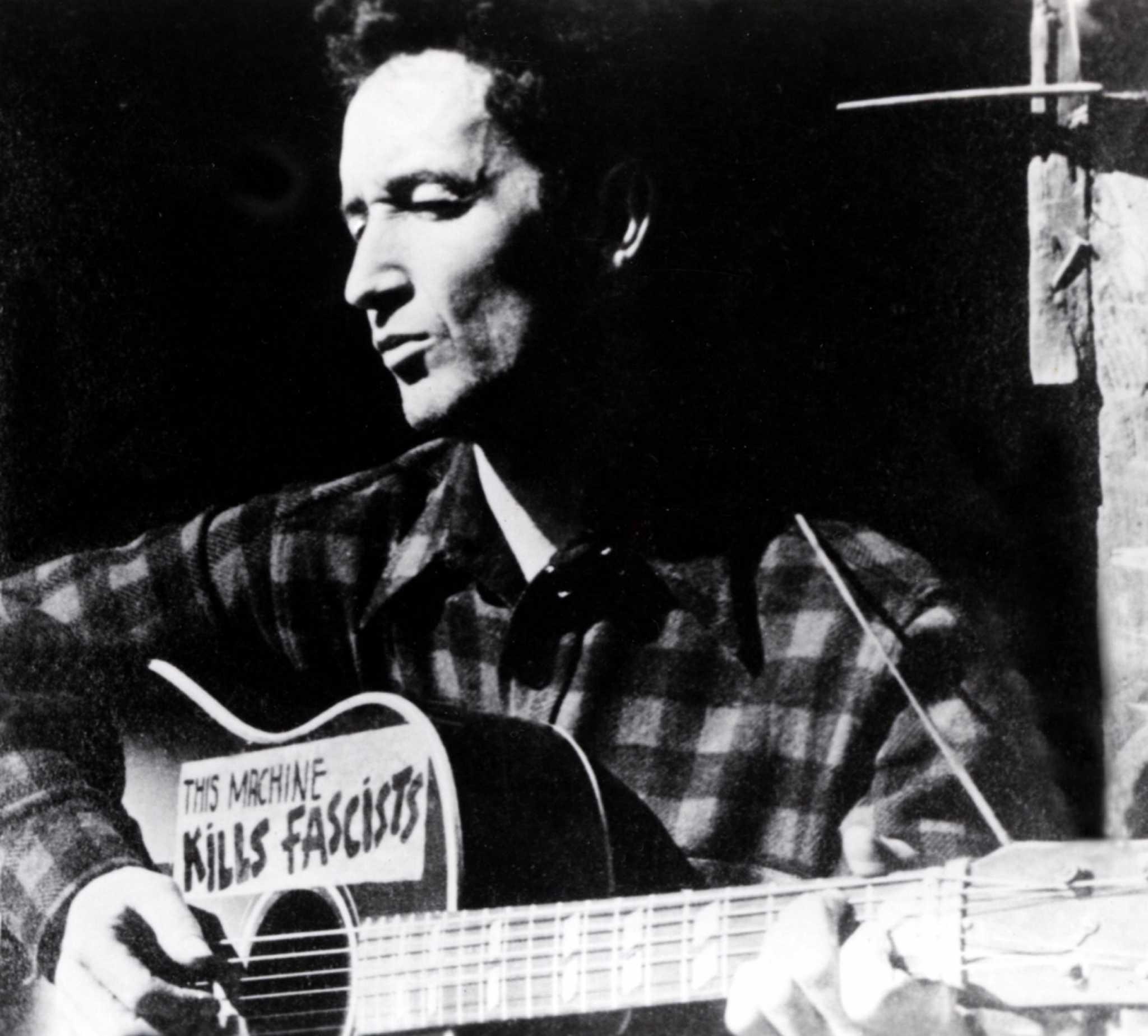 Woody Guthrie A Century Of American Spirit San Antonio Express News