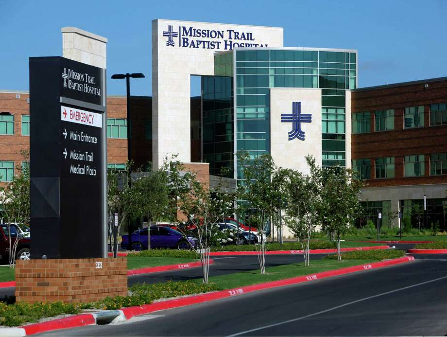 The recently-opened Mission Trail Baptist Hospital, seen in this Wednesday Aug. 24, 2011 photo, was built on former Brooks Air Force Base property.    (William Luther/wluther@express-news.net) Photo: WILLIAM LUTHER, SAN ANTONIO EXPRESS-NEWS / 2011 SAN ANTONIO EXPRESS-NEWS