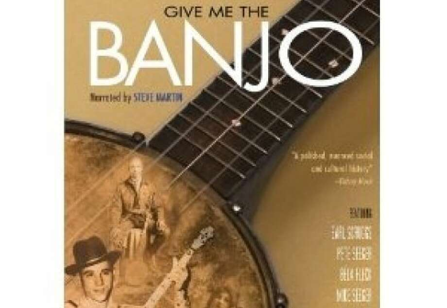dvd cover GIVE ME THE BANJO Photo: New Video Group