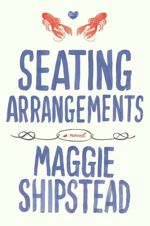 "Maggie Shipstead will be talking about her critically acclaimed first novel ""Seating Arrangements"" at the Darien Library on July 16. Photo: Contributed Photo"