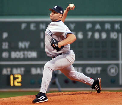"Roger Clemens: Known as ""The Rocket,"" the 11-time All-Star and seven-time Cy Young winner pitched for the New York Yankees, with whom he won back-to-back World Series in 1999 and 2000. In 1986, he was the AL and All-Star game MVP. He also pitched for the Boston Red Sox for most of his career, and for the Toronto Blue Jays and Houston Astros. Lately he's been in the news for allegations of steriod use and perjery during Congress' Mitchell Report inquest into steroids in Major League Baseball. He was recently found not guilty of lying to Congress. Photo: Elise Amendola, Associated Press"