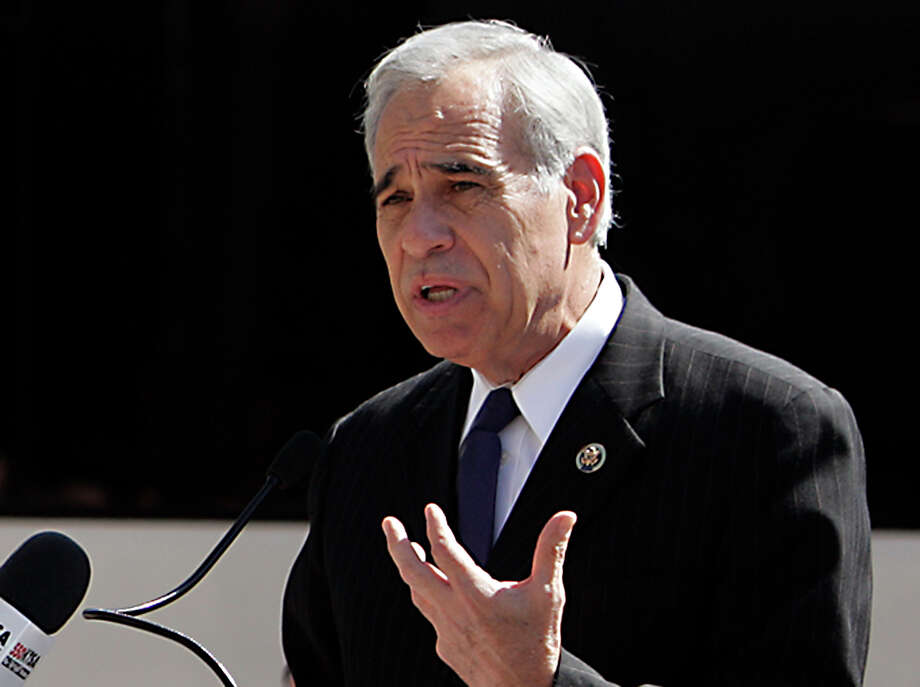 U.S. Rep. Charlie Gonzalez Photo: San Antonio Express-News File Photo / mmiller@express-news.net