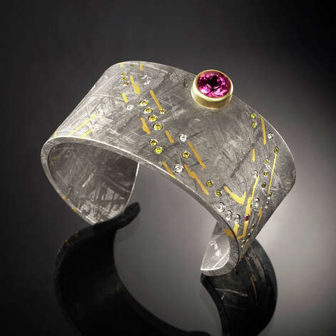 Jewelry by Jacob Albee will be featured at the Guilford Craft Expo July 19-22. Photo: Contributed Photo