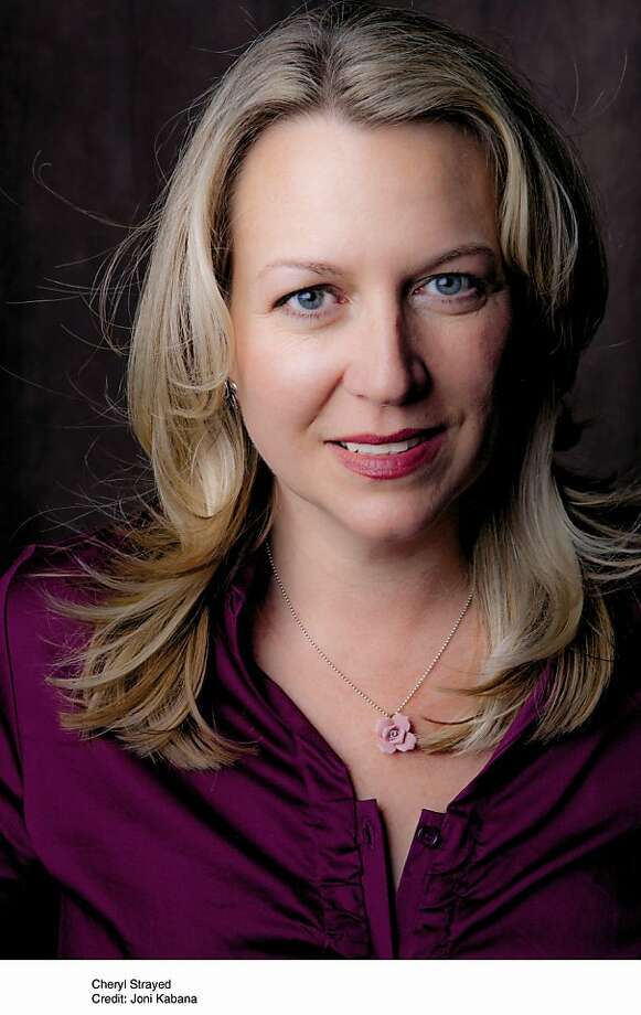 Cheryl Strayed Photo: Cheryl Strayed, Joni Kabana
