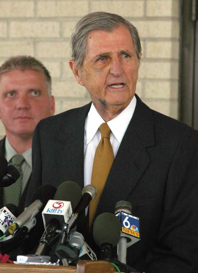 Harry Whittington: Attorney best known as the man who was shot by Vice President Dick Cheney in a hunting accident. Photo: Paul Iverson, Associated Press / AP