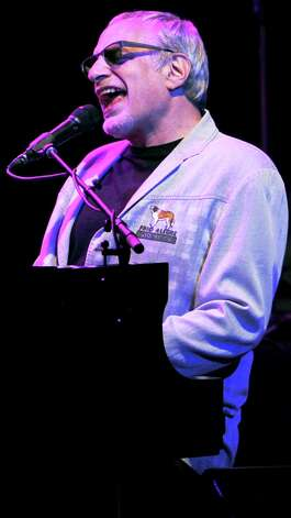 Donald Fagen of The Dukes of September Rhythm Revue perform at the Gibson Amphitheatre on June 28, 2012 in Universal City, California. Photo: Kevin Winter, Getty Images / 2012 Getty Images