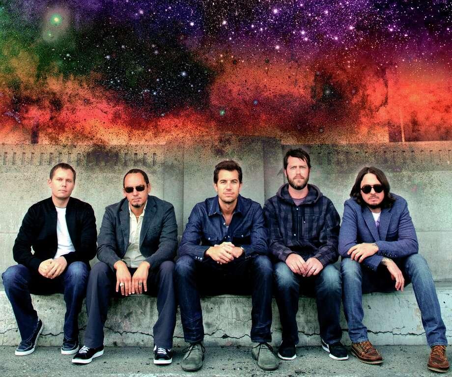 Platinum-selling alt-rock/reggae group 311, from Omaha Photo: Courtesy Photo