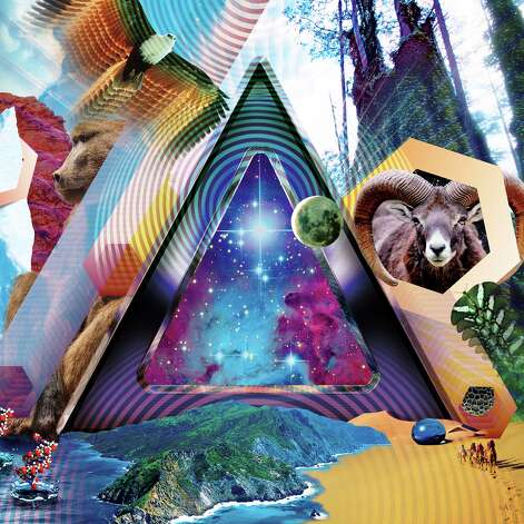 "Cover of 311's ""Universal Pulse"" album (2011) Photo: Courtesy Photo"