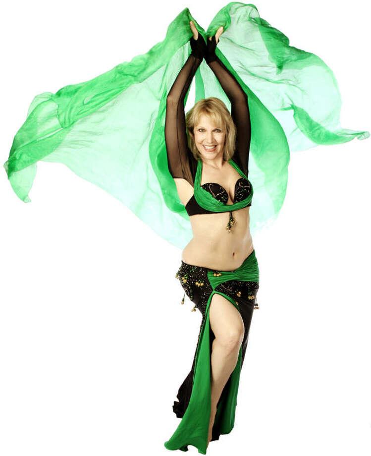"Karen Barbee, who owns Karavan Studio, is preparing for the 2011 edition of ""Give Belly Dance a Chance."" Courtesy of Karavan Studio"