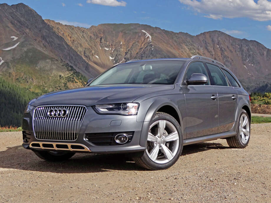 2013 Audi allroad (photo by Dan Lyons) / copyright: Dan Lyons - 2012