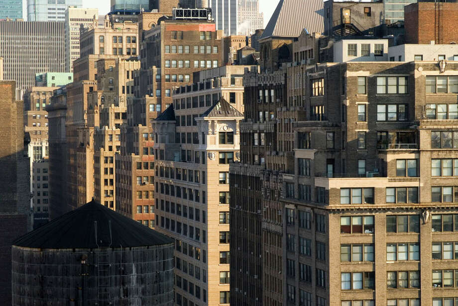 Just one percent of New York City buildings burn noxious heating oil but those buildings create more soot than all of the city's cars and trucks combined. Photo: Contributed Photo / IStockPhoto