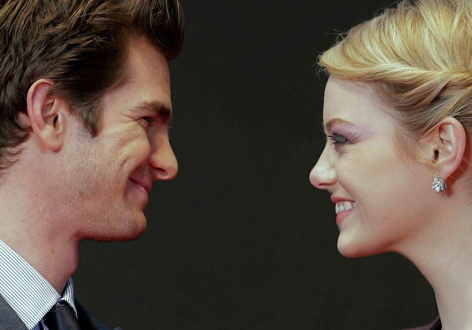 Andrew Garfield and Emma Stone Andrew Garfield: $2.2 million Emma Stone: $10 million Photo: AP
