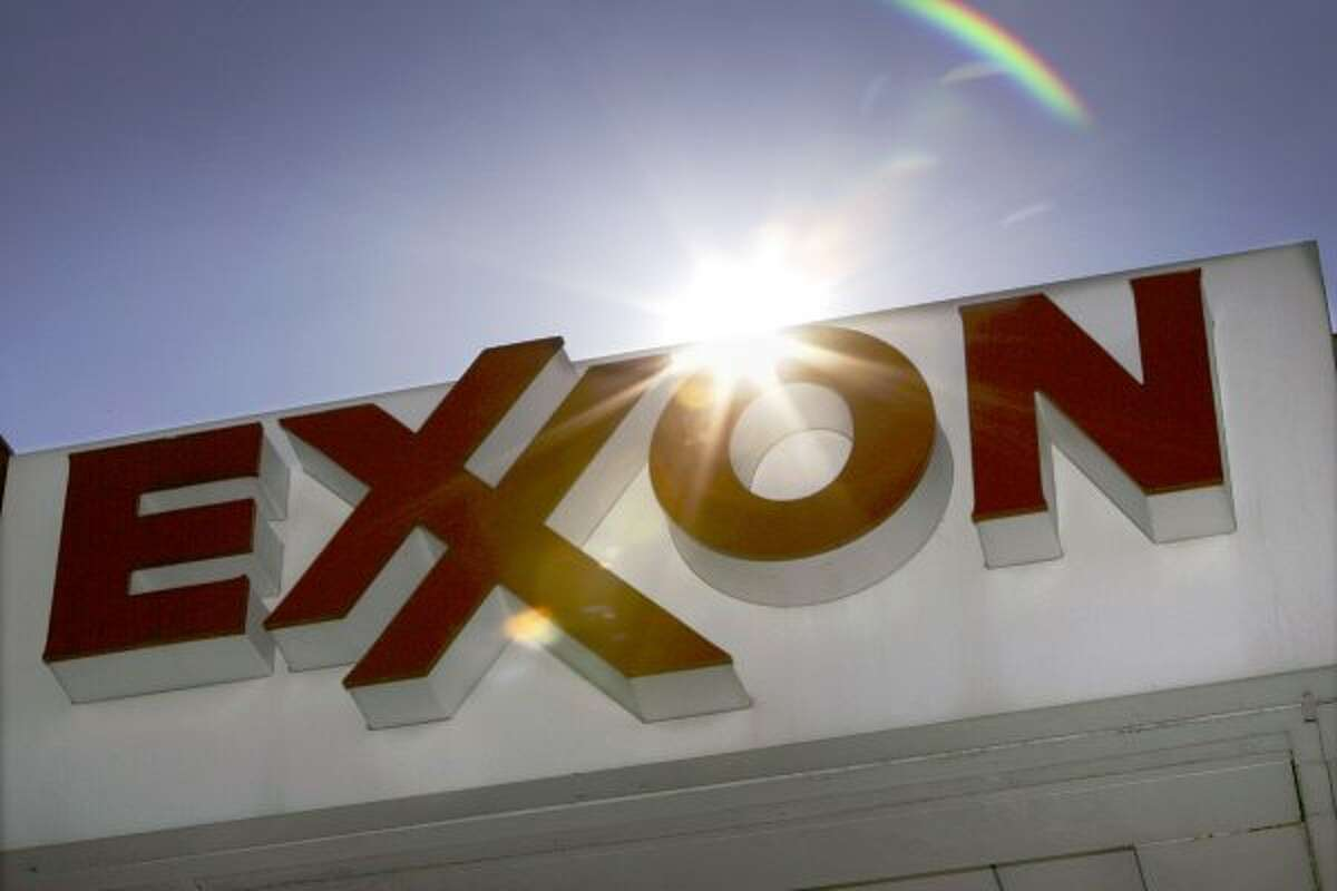 No. 1 Exxon Mobil, Irving: Fortune said Exxon made approximately $449.9 billion in revenue in 2012. It fell to second overall after being outpaced by Wal-Mart in 2012,(LM OTERO / AP)