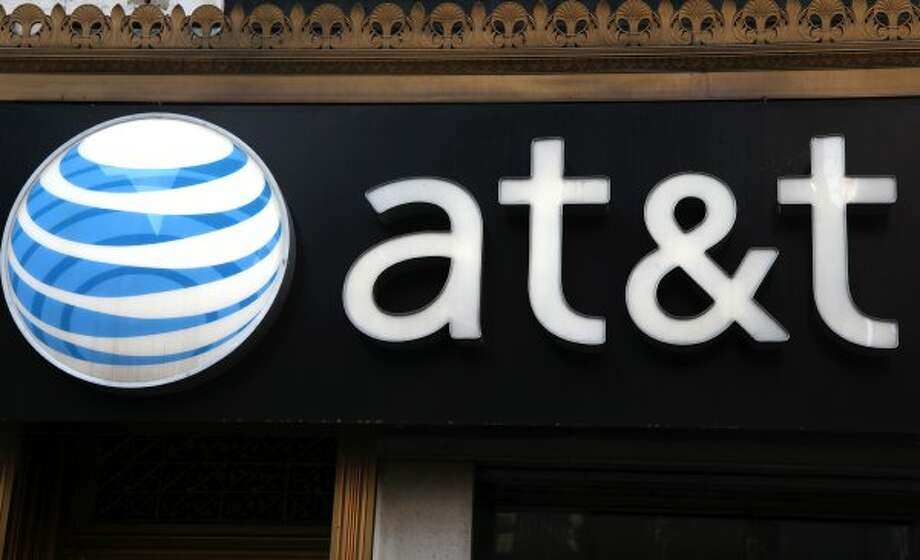 No. 4 AT&T, Dallas: Fortune said AT&T, which is ranked 11 overall, made approximately $127.4 billion in revenue in 2012.  (CX Matiash / Associated Press)