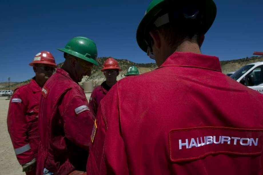 No. 11: Halliburton, Houston: Fortune said Halliburton, which is ranked 106 overall, made approximately $28.5 billion in revenue in 2012.  (Johnny Hanson / Houston Chronicle)