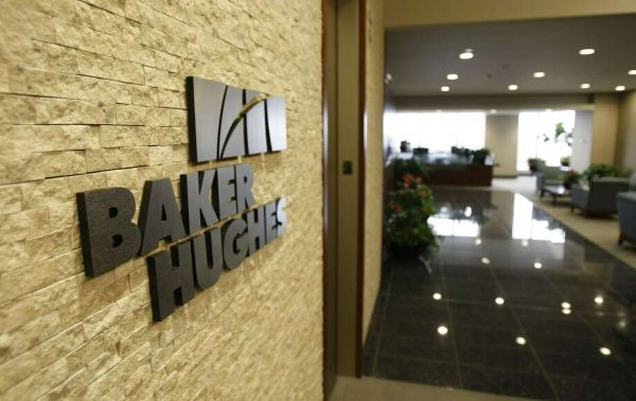 No. 14: Baker Hughes, Houston: Fortune said Baker Hughes, which is ranked 135 overall, made approximately $21.4 billion in revenue in 2012.  (Julio Cortez / Houston Chronicle)