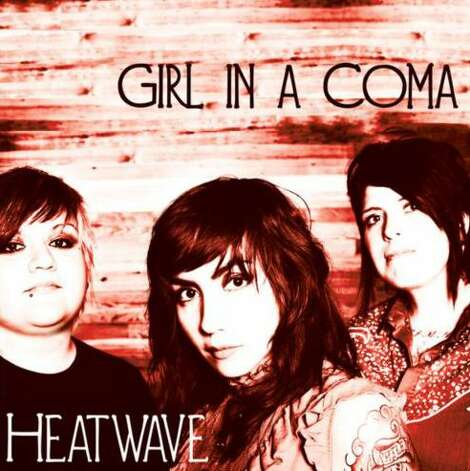 """Heatwave"" by Girl in a Coma"