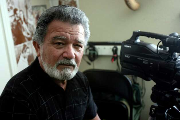 "Oscar Soliz has produced a documentary called ""Deep Scars"" that recounts the struggles of four Vietnam veterans on the battlefield and off. Photo: Helen L. Montoya, San Antonio Express-News / ©SAN ANTONIO EXPRESS-NEWS"